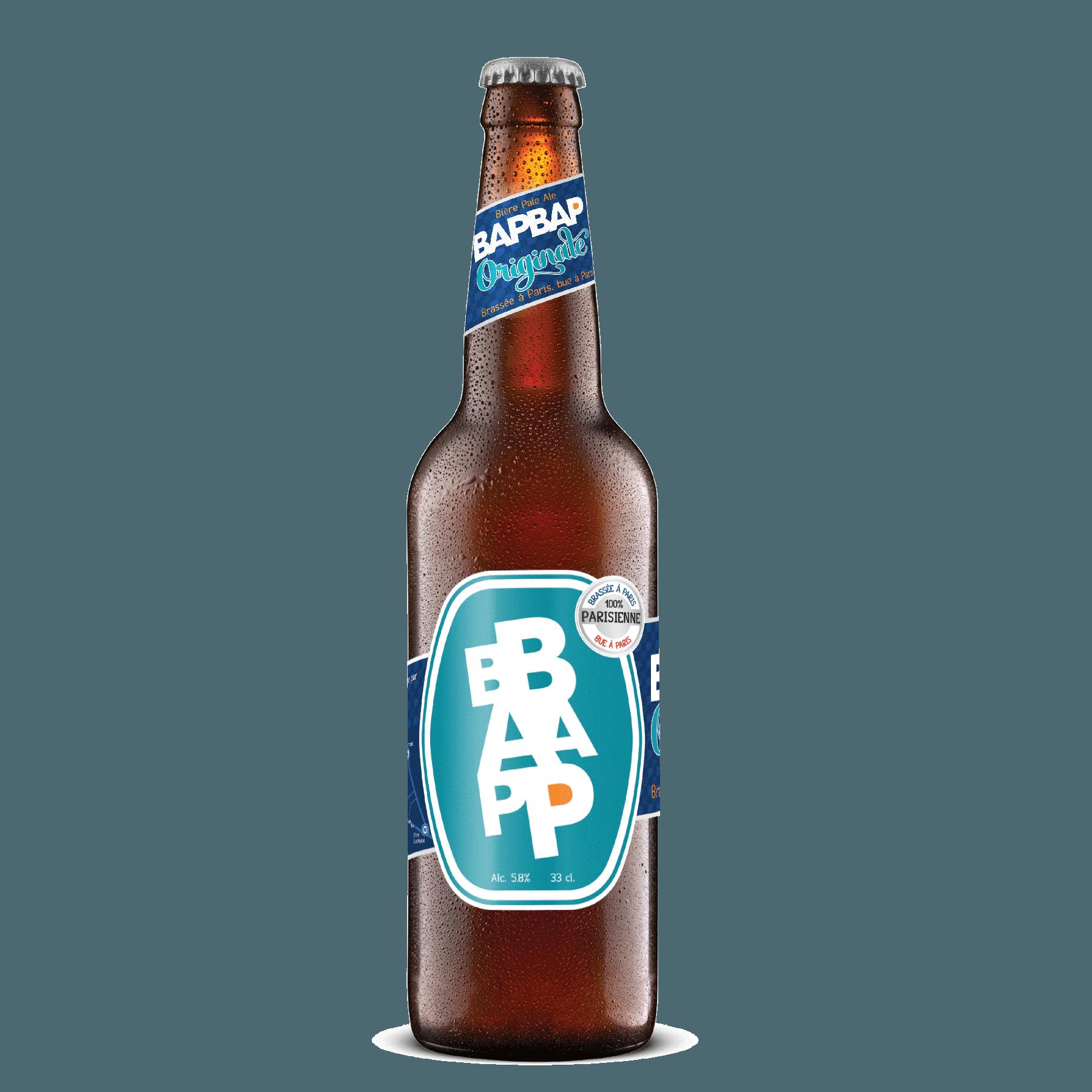BAPBAP Originale Brassée à Paris