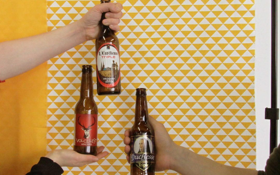Friday Beer Tasting N°33, Parce que la bière compte triple !
