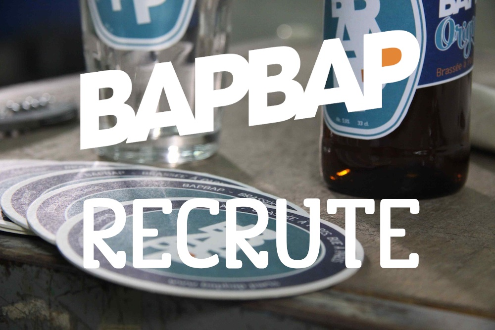 BAPBAP Recrute : Stages & CDI