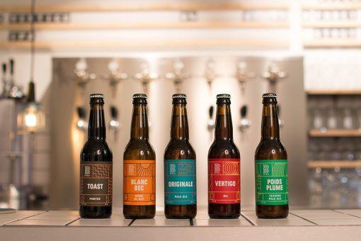 Brasserie artisanale bieres bapbap permanentes