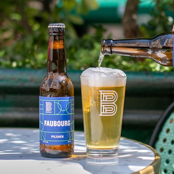 Bière BAPBAP Faubourg ambiance