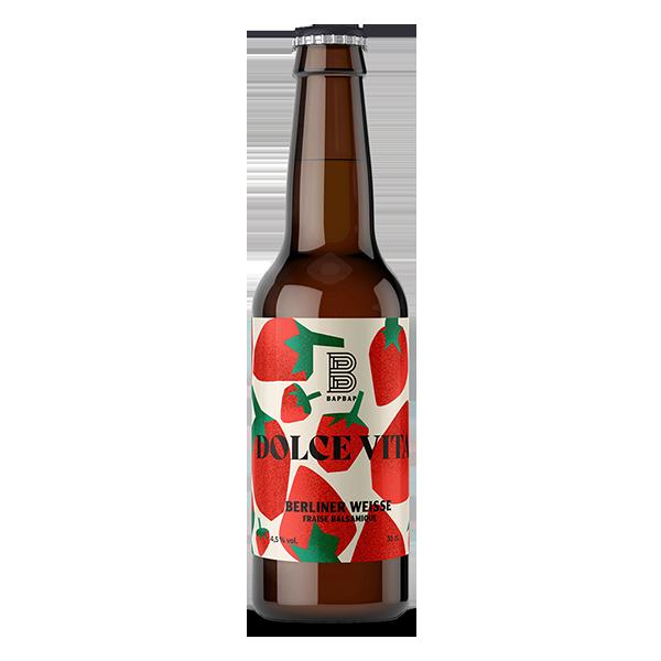 Bière BAPBAP Dolce Vita